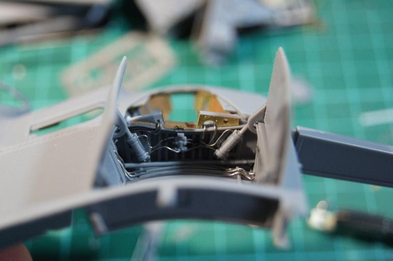 Pratt & Whitney R-2800, 1/32, ... Pour Corsair Tamiya. Resin Brassin + Barracuda ...+ scratch et métal usiné. - Page 4 Dsc04756