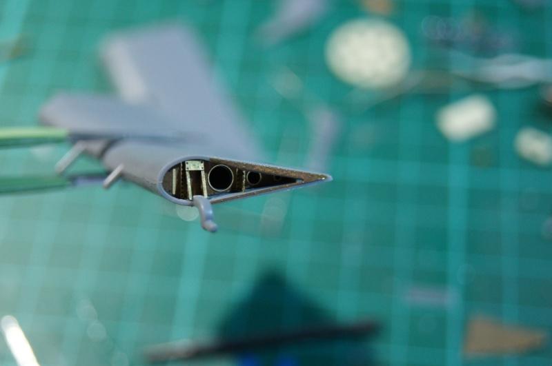 Pratt & Whitney R-2800, 1/32, ... Pour Corsair Tamiya. Resin Brassin + Barracuda ...+ scratch et métal usiné. - Page 4 Dsc04761