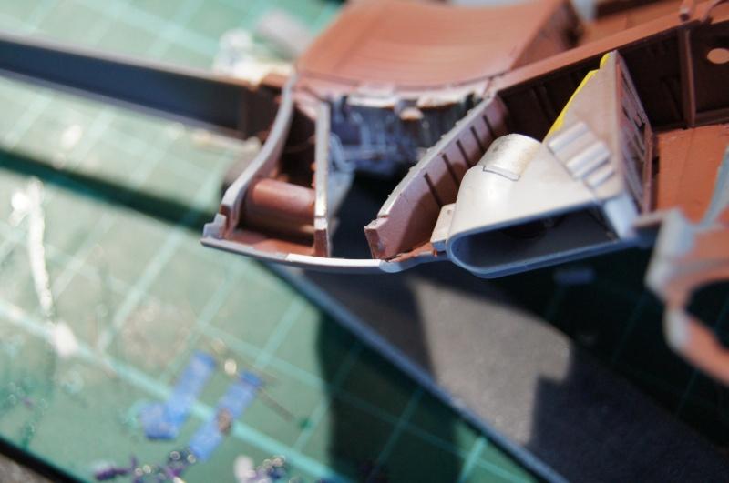Pratt & Whitney R-2800, 1/32, ... Pour Corsair Tamiya. Resin Brassin + Barracuda ...+ scratch et métal usiné. - Page 4 Dsc04823