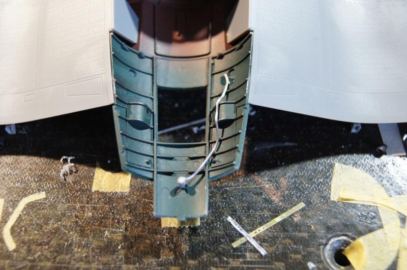 Pratt & Whitney R-2800, 1/32, ... Pour Corsair Tamiya. Resin Brassin + Barracuda ...+ scratch et métal usiné. - Page 4 Dsc04835