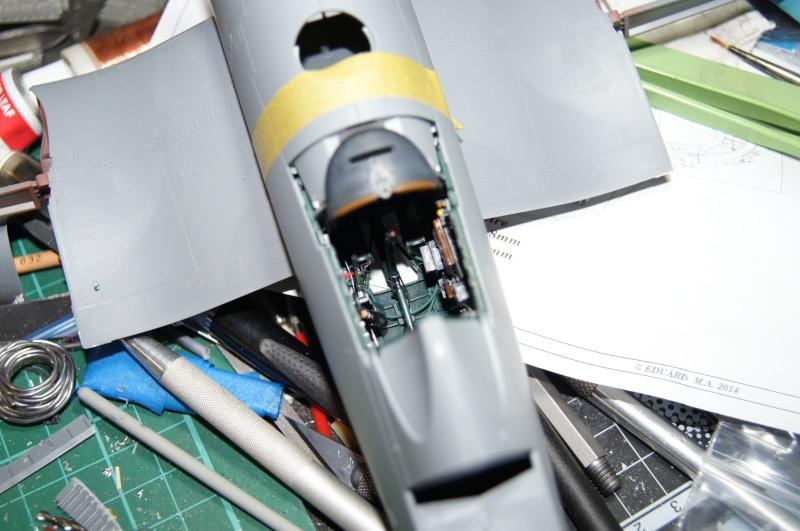 Pratt & Whitney R-2800, 1/32, ... Pour Corsair Tamiya. Resin Brassin + Barracuda ...+ scratch et métal usiné. - Page 4 Dsc04842