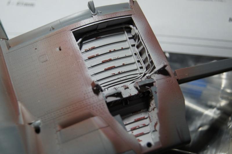 Pratt & Whitney R-2800, 1/32, ... Pour Corsair Tamiya. Resin Brassin + Barracuda ...+ scratch et métal usiné. - Page 4 Dsc04844