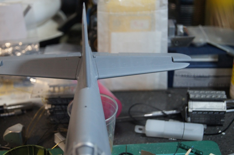 Pratt & Whitney R-2800, 1/32, ... Pour Corsair Tamiya. Resin Brassin + Barracuda ...+ scratch et métal usiné. - Page 4 Dsc04849