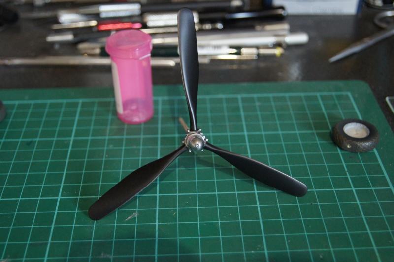 Pratt & Whitney R-2800, 1/32, ... Pour Corsair Tamiya. Resin Brassin + Barracuda ...+ scratch et métal usiné. - Page 4 Dsc04911