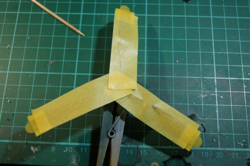 Pratt & Whitney R-2800, 1/32, ... Pour Corsair Tamiya. Resin Brassin + Barracuda ...+ scratch et métal usiné. - Page 4 Dsc04919