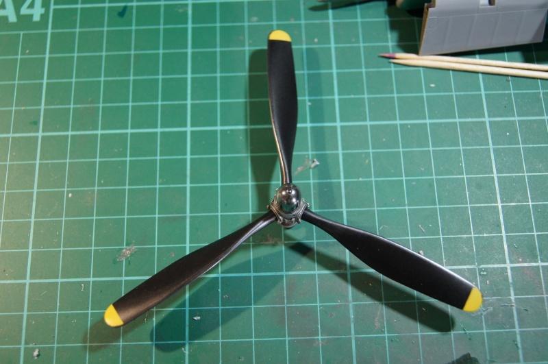 Pratt & Whitney R-2800, 1/32, ... Pour Corsair Tamiya. Resin Brassin + Barracuda ...+ scratch et métal usiné. - Page 4 Dsc04920