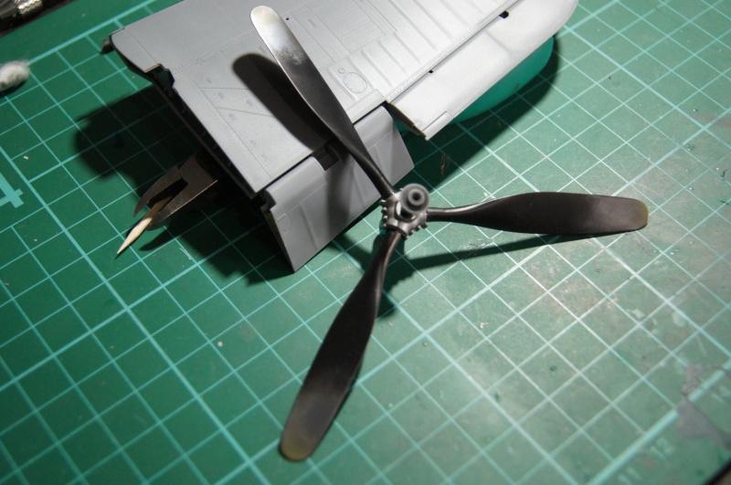 Pratt & Whitney R-2800, 1/32, ... Pour Corsair Tamiya. Resin Brassin + Barracuda ...+ scratch et métal usiné. - Page 4 Dsc04923
