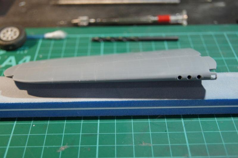 Pratt & Whitney R-2800, 1/32, ... Pour Corsair Tamiya. Resin Brassin + Barracuda ...+ scratch et métal usiné. - Page 4 Dsc04927