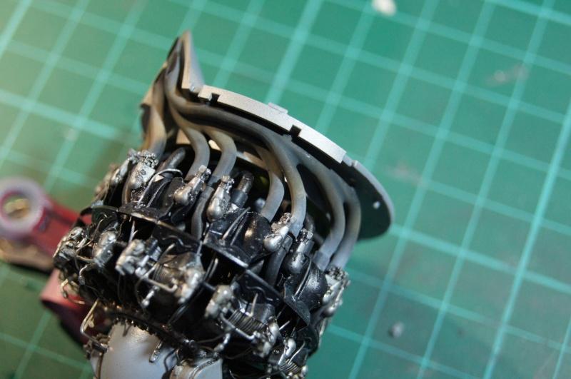 Pratt & Whitney R-2800, 1/32, ... Pour Corsair Tamiya. Resin Brassin + Barracuda ...+ scratch et métal usiné. - Page 4 Dsc04932