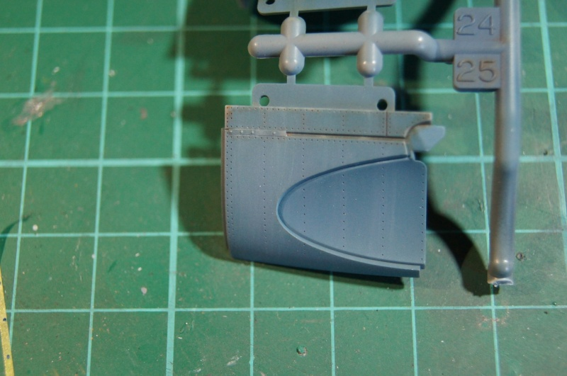 Pratt & Whitney R-2800, 1/32, ... Pour Corsair Tamiya. Resin Brassin + Barracuda ...+ scratch et métal usiné. - Page 4 Dsc04947