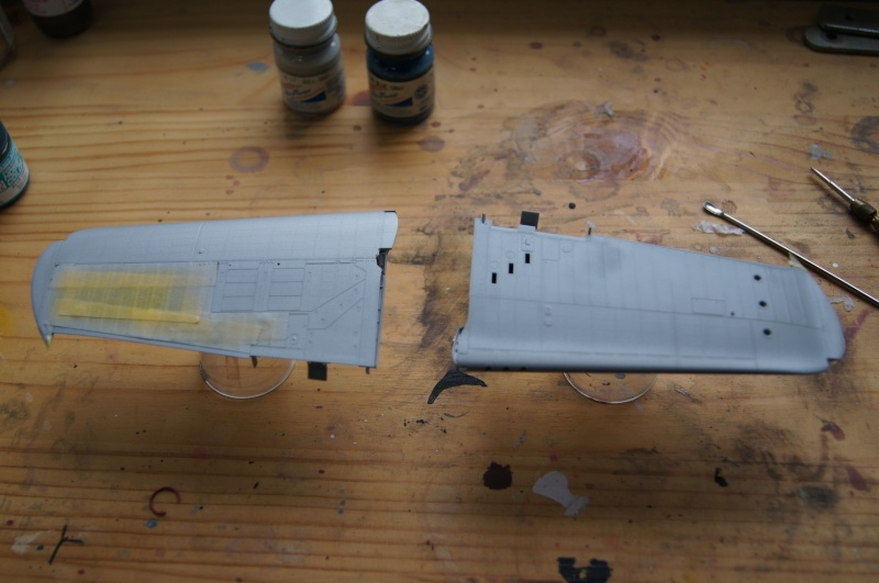Pratt & Whitney R-2800, 1/32, ... Pour Corsair Tamiya. Resin Brassin + Barracuda ...+ scratch et métal usiné. - Page 4 Dsc04956
