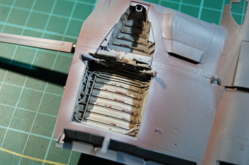 Pratt & Whitney R-2800, 1/32, ... Pour Corsair Tamiya. Resin Brassin + Barracuda ...+ scratch et métal usiné. - Page 4 Dsc05011