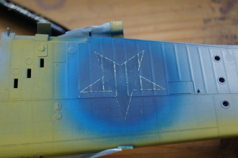 Pratt & Whitney R-2800, 1/32, ... Pour Corsair Tamiya. Resin Brassin + Barracuda ...+ scratch et métal usiné. - Page 4 Dsc05020