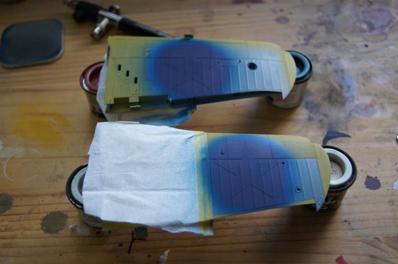 Pratt & Whitney R-2800, 1/32, ... Pour Corsair Tamiya. Resin Brassin + Barracuda ...+ scratch et métal usiné. - Page 4 Dsc05021