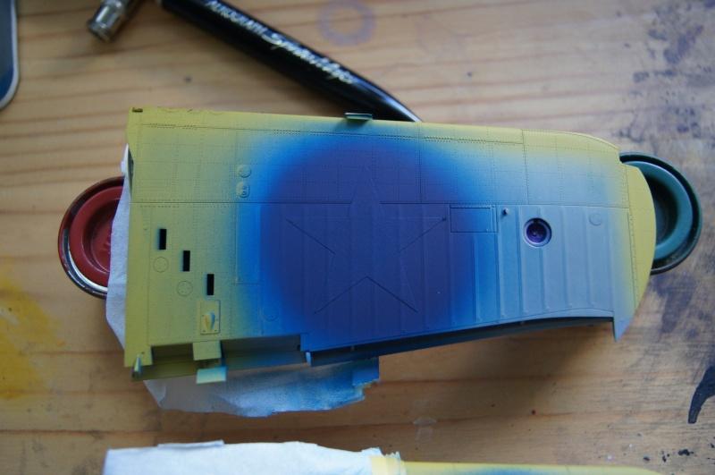 Pratt & Whitney R-2800, 1/32, ... Pour Corsair Tamiya. Resin Brassin + Barracuda ...+ scratch et métal usiné. - Page 4 Dsc05023