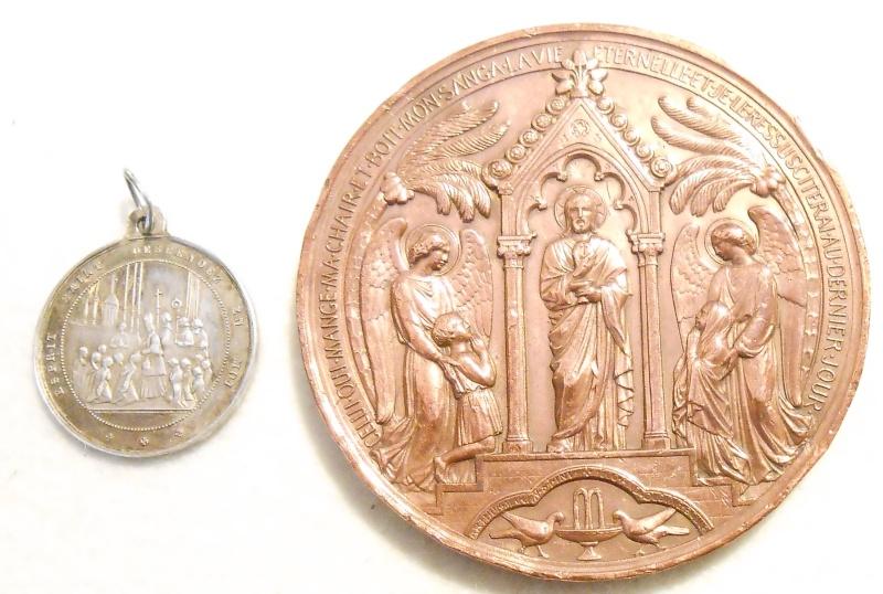 2 très jolies médailles XIXème   Dscn1810