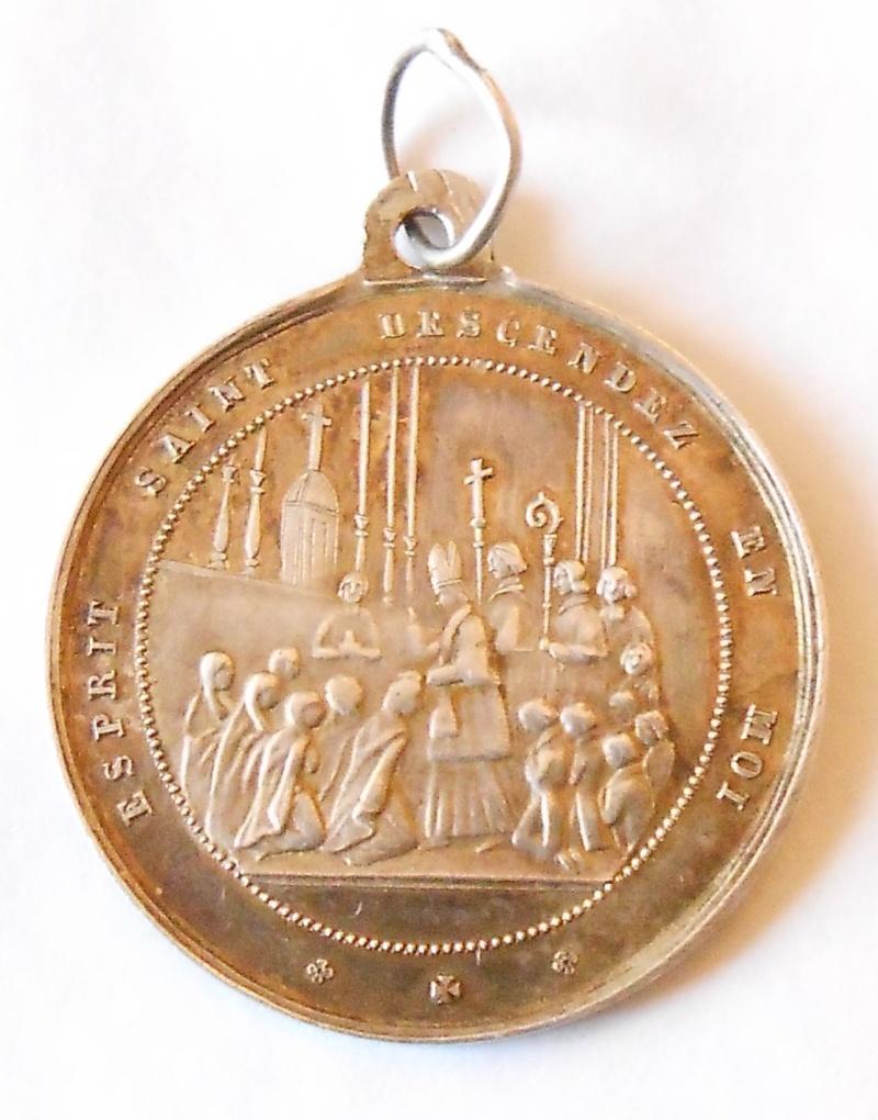 2 très jolies médailles XIXème   Dscn1812