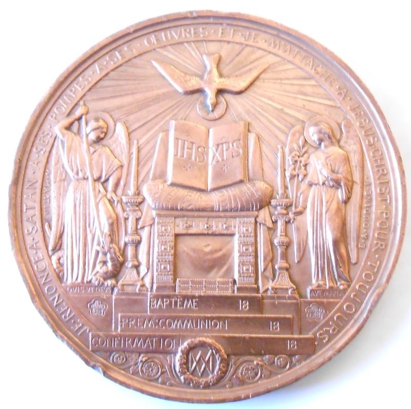 2 très jolies médailles XIXème   Dscn1815