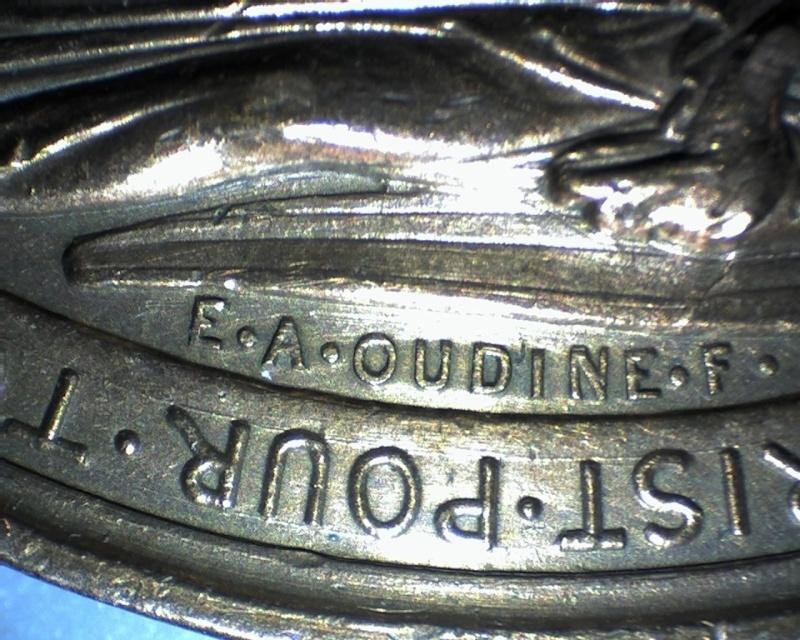 2 très jolies médailles XIXème   Still013