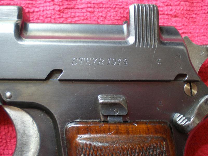 steyr) - Un centenaire encore alerte, STEYR mod1912 de 1914. Steyr310