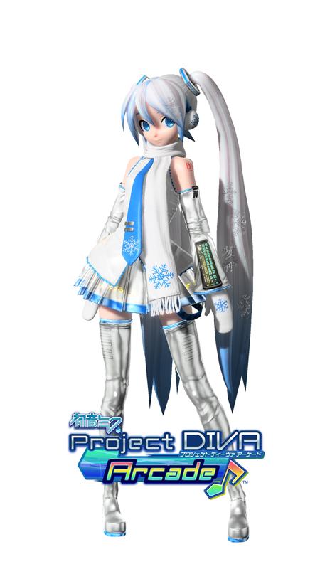 Pacote Diva: Snow Miku + Witch Luka + Niver da Luka C0e3111