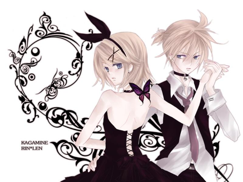 Parabéns para Rin & Len ~Atrasado mas em tempo!~ Migika10