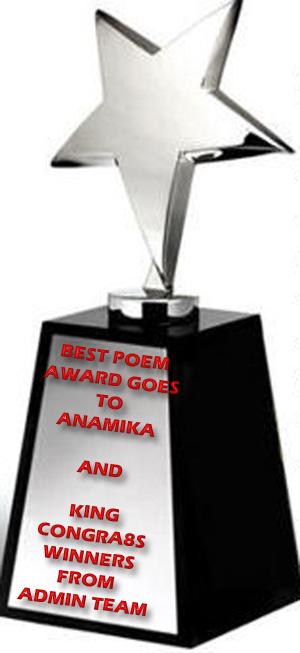 POEM COMPETION AWARD!! Awards10