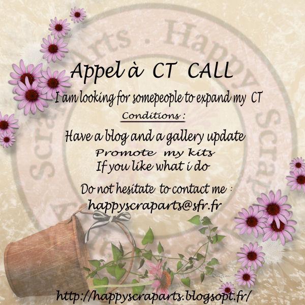 Appel à CT/ CALL 600_ap10