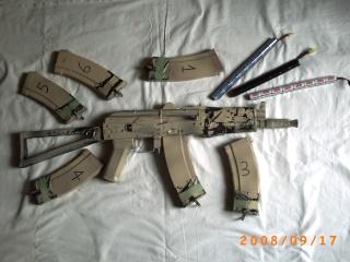 AKSU74, DPM, OD , Flecktarn Pict0013