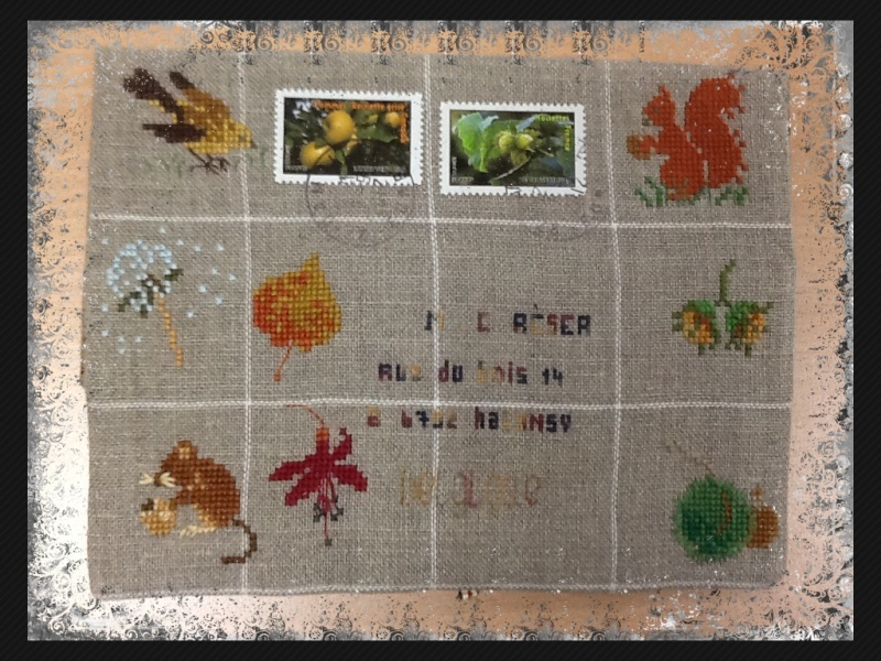 Ech. enveloppe automne - *** PHOTOS *** - Page 2 Photo11