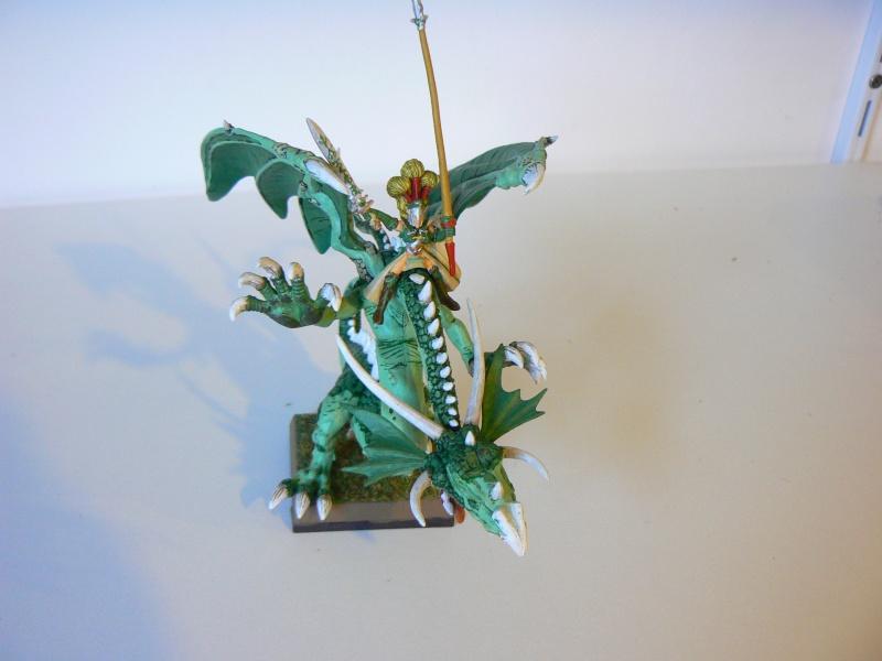 Mon Armée Elfes Sylvains 1a10