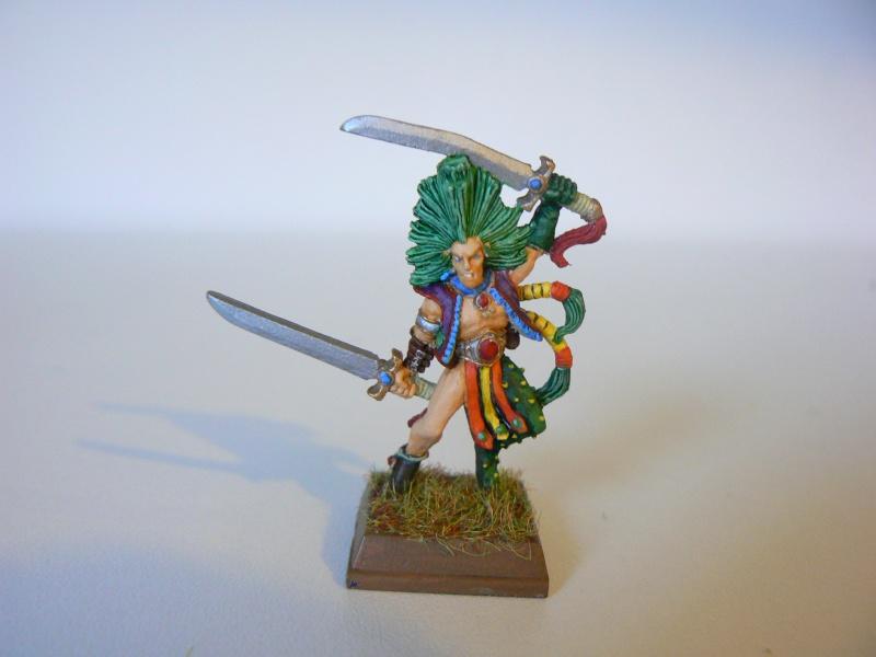 Mon Armée Elfes Sylvains 1f10