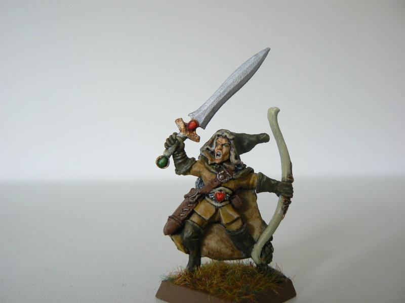 Mon Armée Elfes Sylvains 1ma10