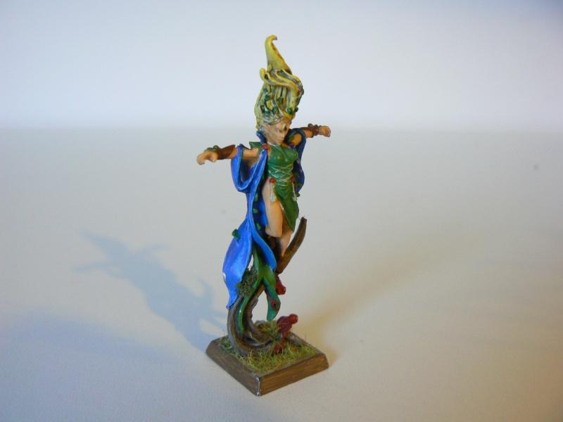 Mon Armée Elfes Sylvains 1q10