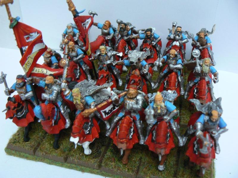 Mon Armée du Culte d'Ulric et du Middeinhem. Cheval10