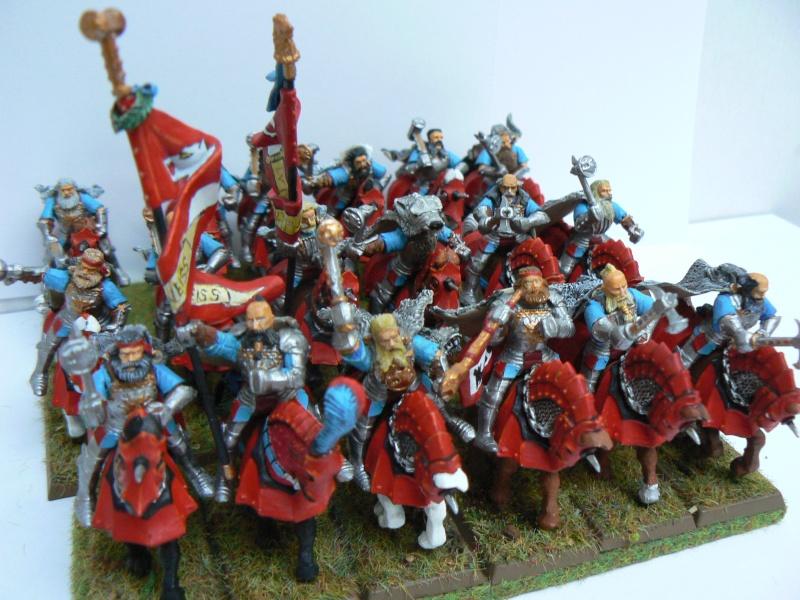 Mon Armée du Culte d'Ulric et du Middeinhem. Cheval11