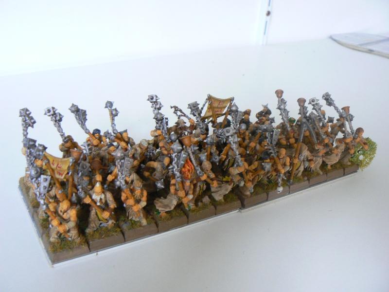 Peinture figurine de l'Empire, de renom et autres. Flagel10