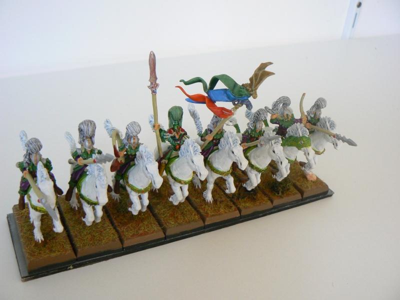 Mon Armée Elfes Sylvains I10
