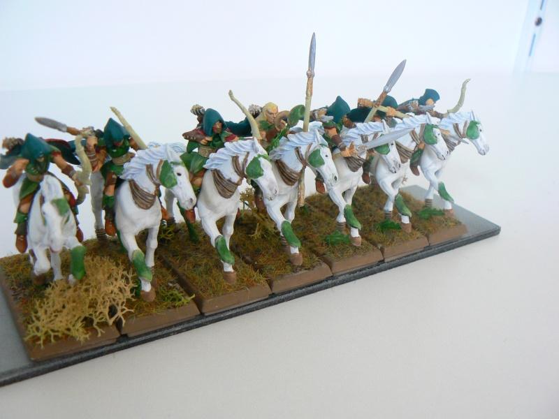 Mon Armée Elfes Sylvains K10