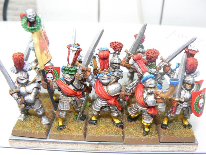 Peinture figurine de l'Empire, de renom et autres. P1100512