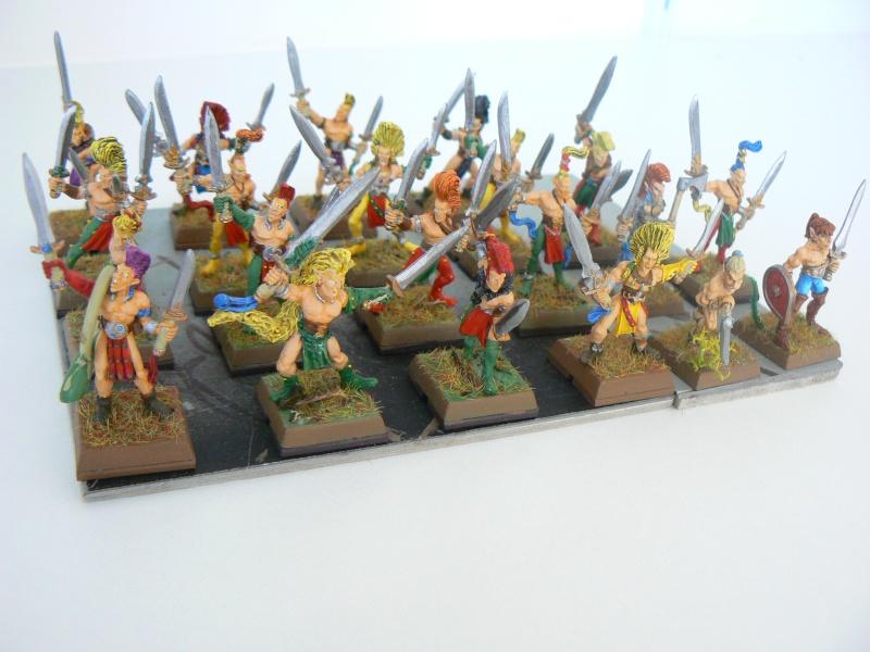 Mon Armée Elfes Sylvains T10
