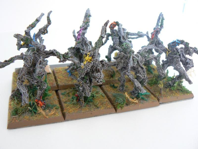 Mon Armée Elfes Sylvains X10