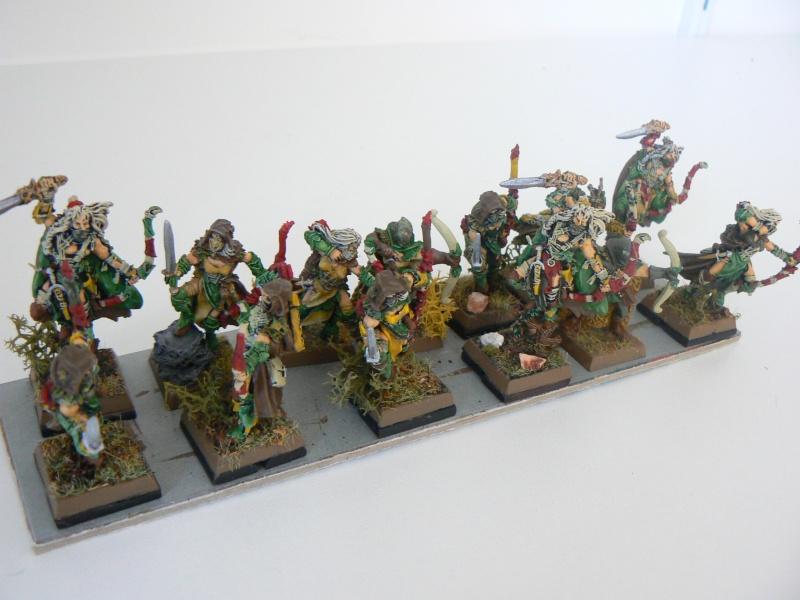 Mon Armée Elfes Sylvains Z_110