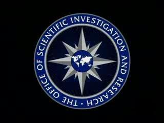 L'O.S.I.R. est une organisation internationale ultra secrète qui enquête sur des phénomènes parnormaux Tvsino10
