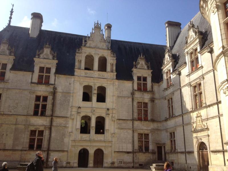 Quelques châteaux de la Loire Azay_l11