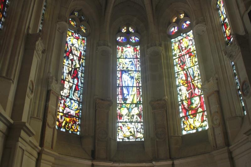 Quelques châteaux de la Loire Chapel10