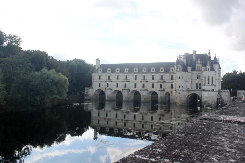 Quelques châteaux de la Loire Chenon12