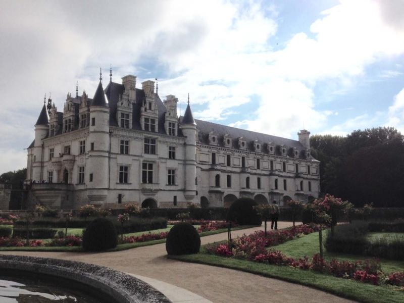 Quelques châteaux de la Loire Chenon13