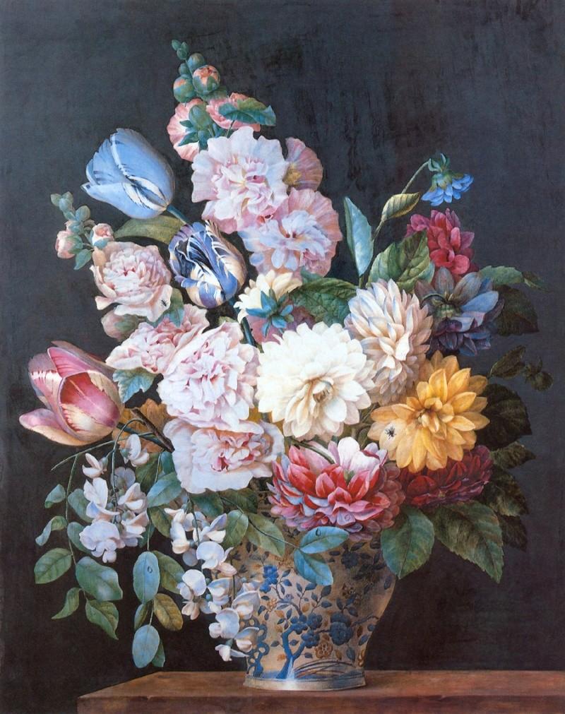 Les peintres et les fleurs Kb-fel10