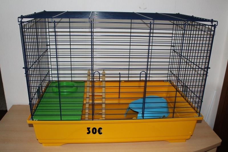 Cage ferplast criceti 15 & cage Imac 0110